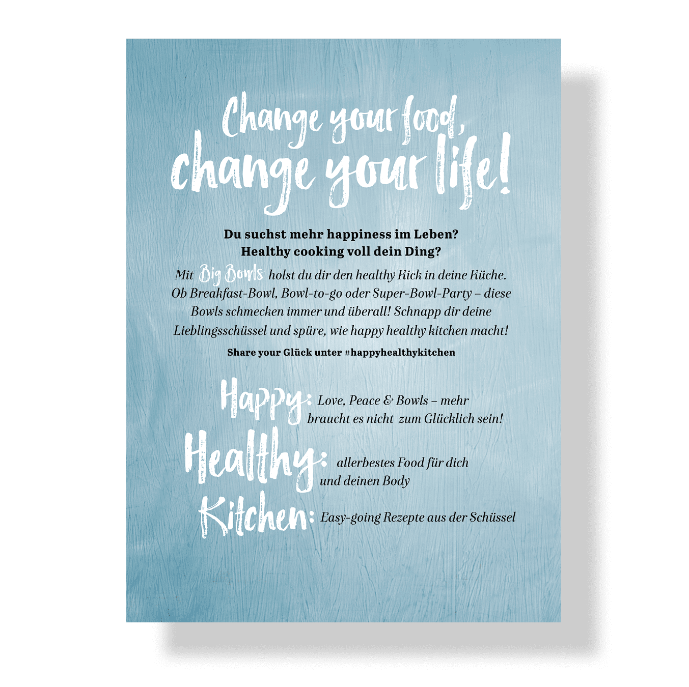 Miriam Bloching Happy Healthy Kitchen